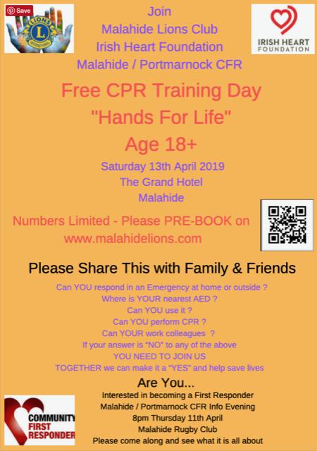 MLC CPR Flyer